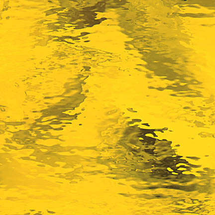 Yellow Waterglass® Transparent Stained Glass by Spectrum at www.happyglassartsupply.com