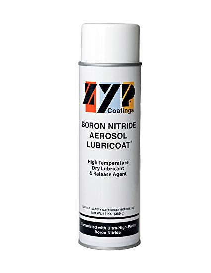 Zyp Boron Nitride Aerosol Spray at www.happyglassartsupply.com