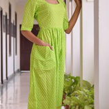 Lime Green jumpsuit