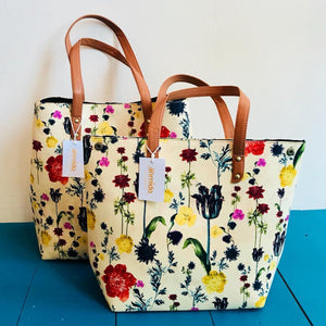 Small Handbag - Flowers