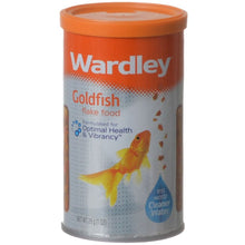 Load image into Gallery viewer, Wardley Goldfish Flake Food