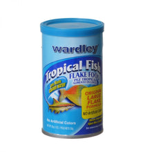 Load image into Gallery viewer, Wardley Tropical Fish Flake Food
