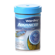 Load image into Gallery viewer, Wardley Advanced Nutrition Tropical Fish Flake Food
