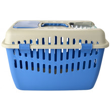 Load image into Gallery viewer, Marchioro Binny Top Pet Carrier - Blue