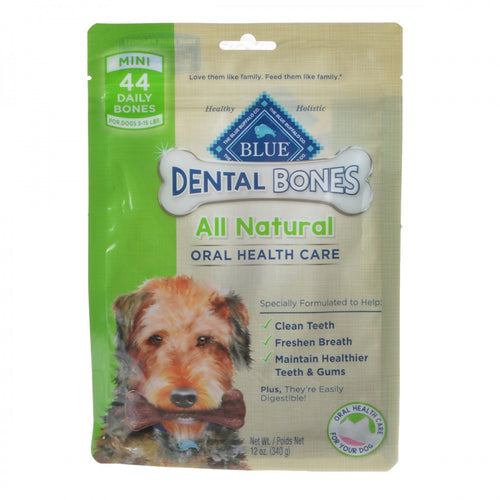 Blue Buffalo Dental Bones