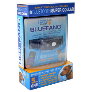 High Tech Pet BlueFang 5-in-1 Super Collar