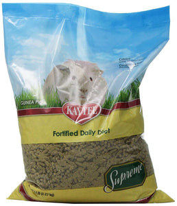 Kaytee Supreme Guinea Pig Fortified Daily Diet