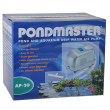 Load image into Gallery viewer, Pondmaster Pond & Aquarium Deep Water Air Pump