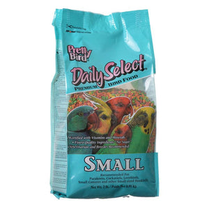 Pretty Bird Daily Select Premium Bird Food