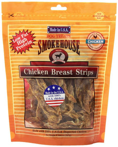 Smokehouse Treats Chicken Breast Strips