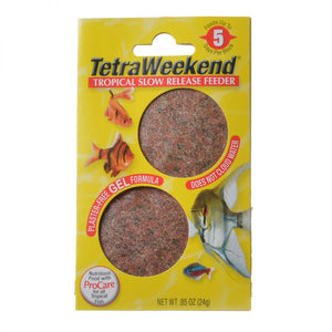 Tetra TetraWeekend Tropical Slow Release Feeder