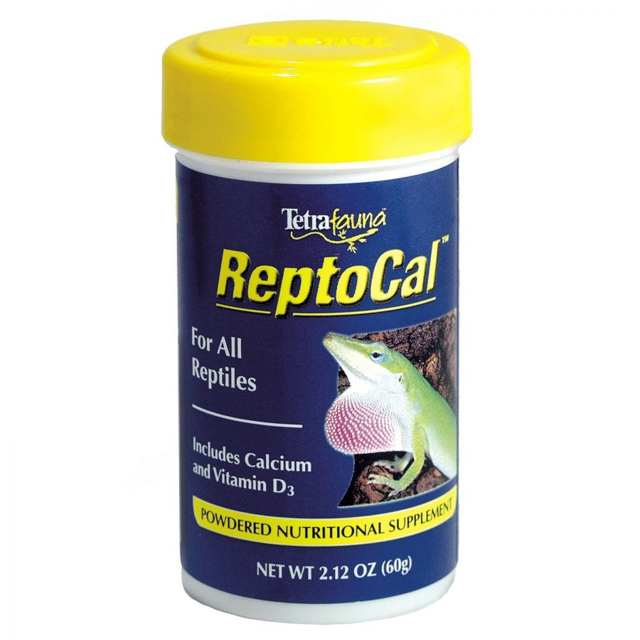 Tetrafauna ReptoCal Nutritional Supplement