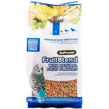 Load image into Gallery viewer, ZuPreem FruitBlend Flavor Bird Food for Small Birds