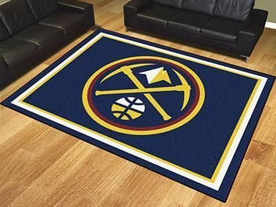 Denver Nuggets NBA Area Rugs Living Room Carpet Christmas Gift Floor Decor RCDD81F33467
