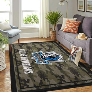 Dallas Mavericks NBA Area Rugs Living Room Carpet Christmas Gift Floor Decor RCDD81F33462