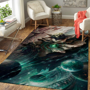 Star Wars Yoda Area Rugs, Movie Living Room Carpet Custom Floor Home Decor RB7A8E7E8867
