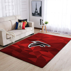 Atlanta Falcons Area Rugs NFL Football Living Room Carpet Team Logo Custom Floor Home Decor 191007
