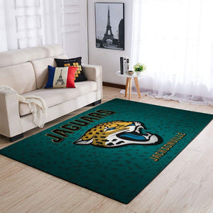 Jacksonville Jaguars Area Rugs NFL Football Living Room Carpet Team Logo Custom Floor Home Decor 1910071