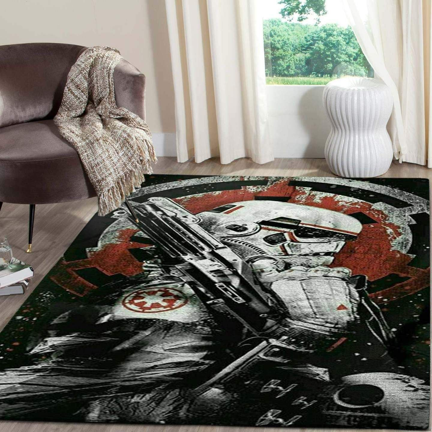 Star Wars Area Rugs Living Room Carpet Floor Home Decor RCDD81F30594