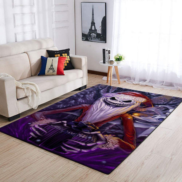 Jack Skellington Rug, The Nightmare Before Christmas Decor