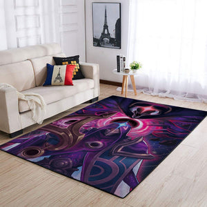 League Of Legends LOL Area Rug, Gaming Carpet, Gamer Living Room Rugs, Floor Decor 19091609