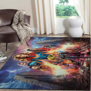 Avenger: End Game Area Rugs Marvel SuperHero Movies Living Room Carpet Christmas Gift Floor Decor RCDD81F32790