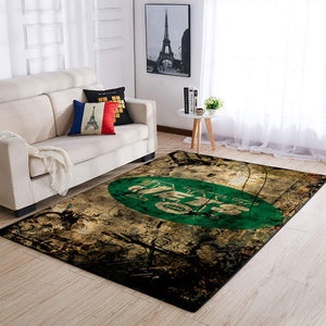 New York Jets Area Rugs NFL Football Living Room Carpet Team Logo Custom Floor Home Decor 1910071
