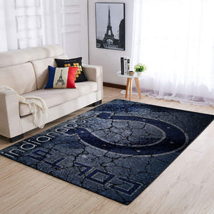 Indianapolis Colts Area Rugs NFL Football Living Room Carpet Team Logo Custom Floor Home Decor 1910072