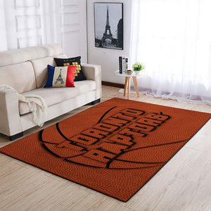 Toronto Raptors Area Rug, NBA Basketball Team Logo Carpet, Living Room Rugs Floor Decor 2003274
