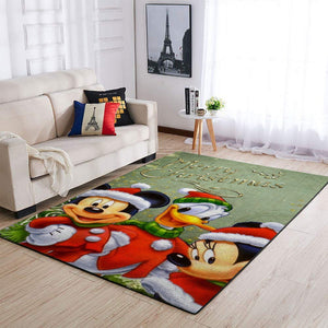 Mickey Mouse & Dolnald Duck Area Rugs, Disney Movie Living Room Carpet, Custom Floor Decor 19092714