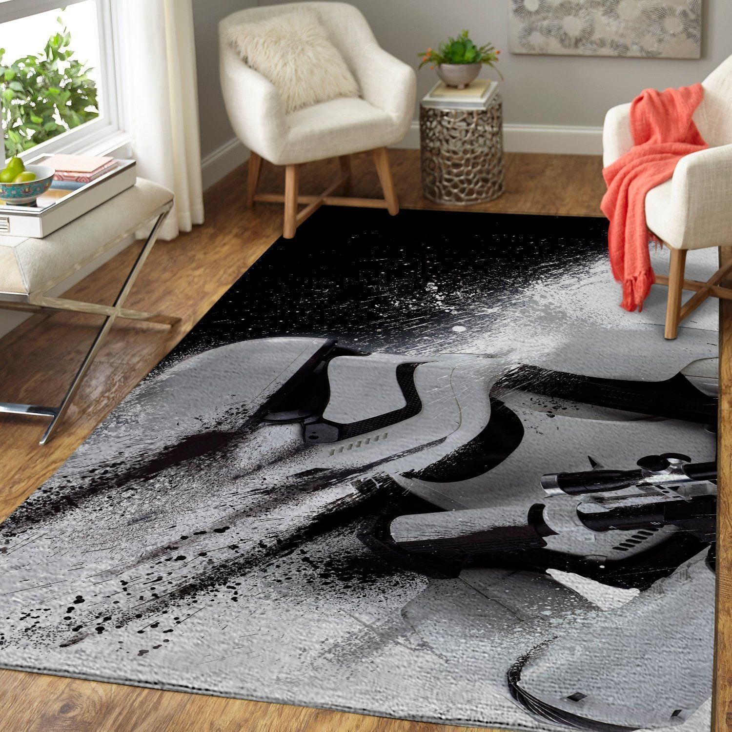 Star Wars Area Rugs, Movie Living Room Carpet, Custom Floor Decor 32