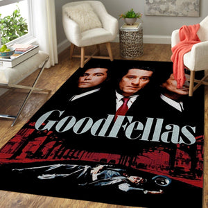Goodfellas Area Rugs / Movie Living Room Carpet, Custom Floor Decor 04112