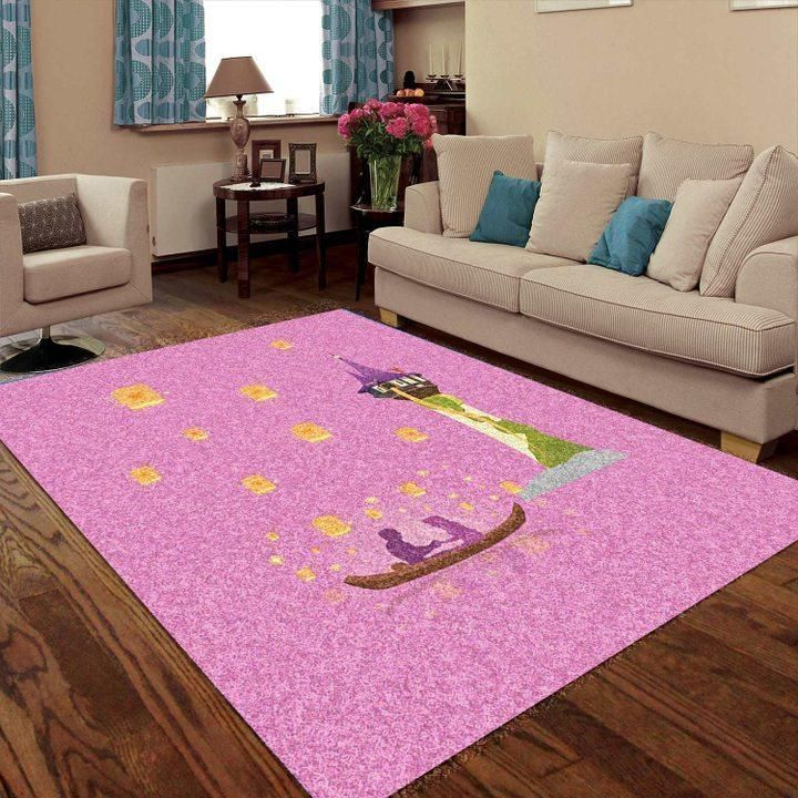 Tangled Area Rugs - Disney Princess Area Rugs 3010191