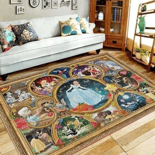 Disney Characters Area Rugs 19102115