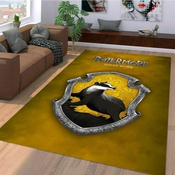 Harry Potter Pottermore Area Rugs, Movie Living Room Carpet, Custom Floor Decor HP08