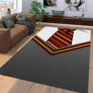 Harry Potter Uniform Area Rugs, Movie Living Room Carpet, Custom Floor Decor HP05