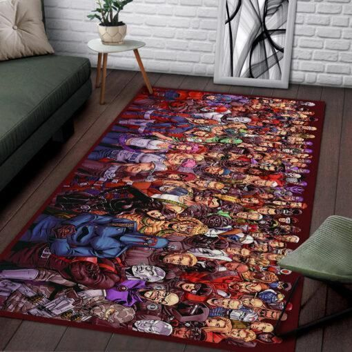 G.I. JOE Area Rugs, Movie Living Room Carpet, Custom Floor Decor - A Real American Hero 03119
