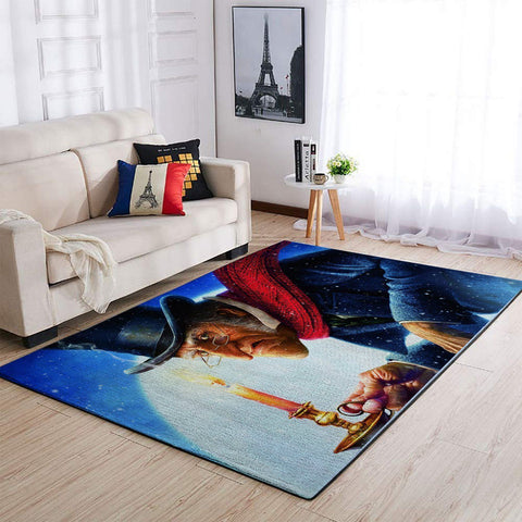 A Christmas Carol  Area Rugs / Movie Living Room Carpet, Custom Floor Decor 1