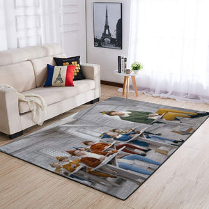 Chistmas Elf Area Rugs / Movie Living Room Rugs, Custom Carpet Floor Home Decor 1909267