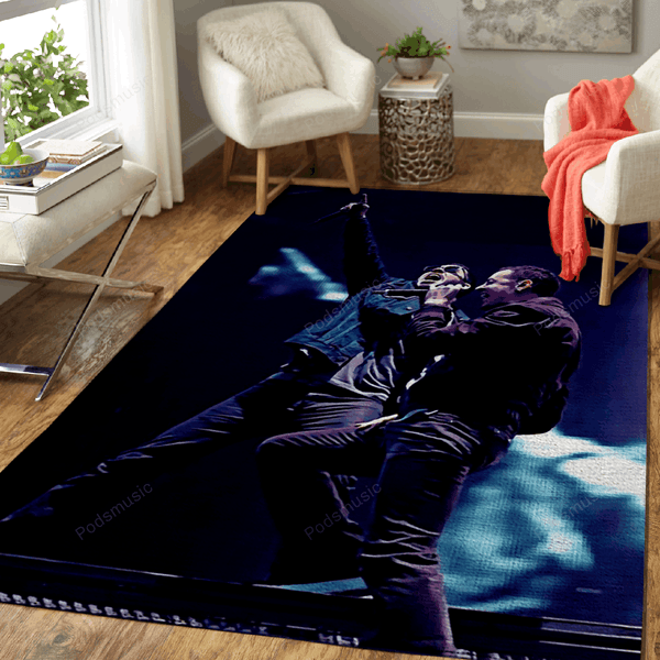 Linkin Park 335 - Music Art For Fans Area Rug Living Room Carpet Floor Decor