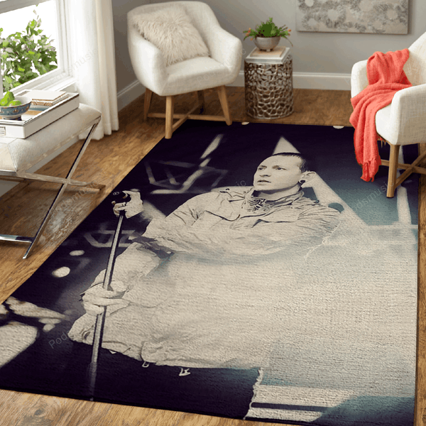 Linkin Park 376 - Music Art For Fans Area Rug Living Room Carpet Floor Decor