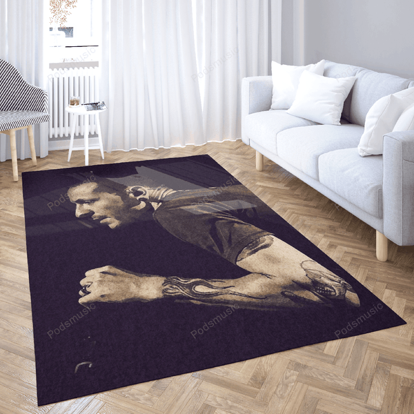Linkin Park 165 - Music Art For Fans Area Rug Living Room Carpet Floor Decor