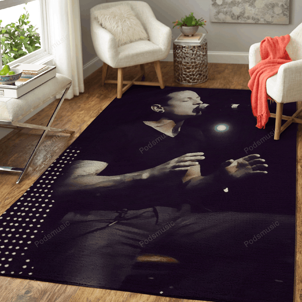 Linkin Park 161 - Music Art For Fans Area Rug Living Room Carpet Floor Decor
