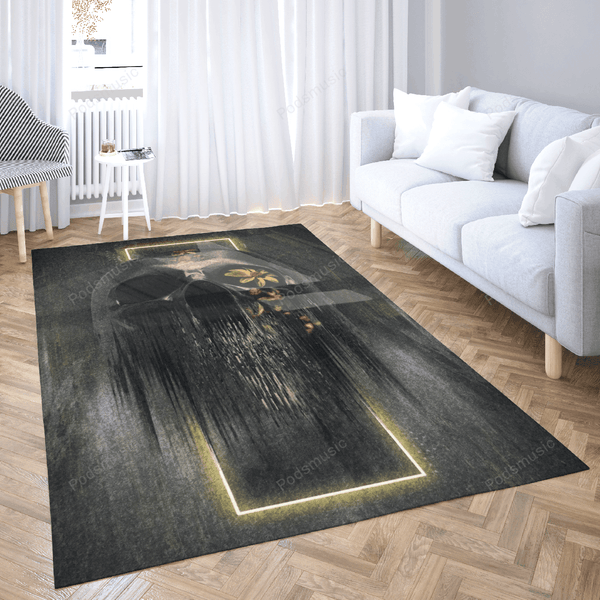 Stay - Music Art For Fans Area Rug Living Room Carpet Floor Decor