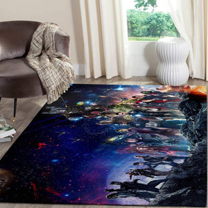 Avenger: End Game Area Rugs Marvel SuperHero Movies Living Room Carpet Christmas Gift Floor Decor RCDD81F33962