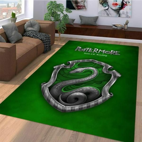 Harry Potter Pottermore Area Rugs, Movie Living Room Carpet Custom Floor Home Decor HP07
