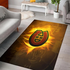 Montreal Canadiens Area Rugs NHL Hockey Living Room Carpet Team Logo Floor Home Decor 2
