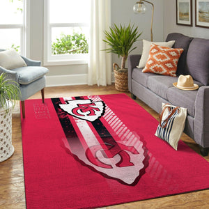 Kansas City Chiefs Area Rugs NFL Football Team Living Room Carpet Carpet Sport Custom Area Floor Home Decor