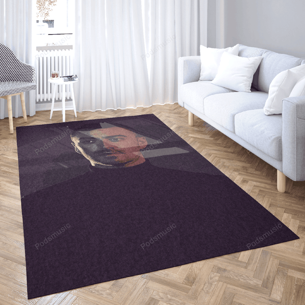 Samsmith 2a - Music Art For Fans Area Rug Living Room Carpet Floor Decor