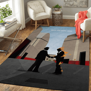 You are here - Music Is Life Art For Fans Area Rug Living Room Carpet Floor Decor